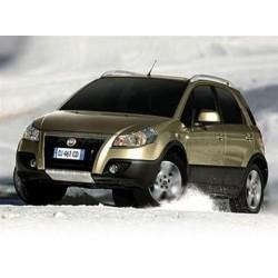 Авточехлы Автопилот для Fiat Sedici в Ставрополе и Пятигорске