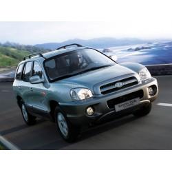 Авточехлы BM для Hyundai Santa Fe classic (Тагаз) в Ставрополе и Пятигорске