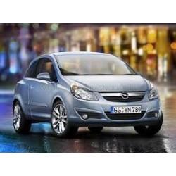 Авточехлы Автопилот для Opel Corsa D в Ставрополе и Пятигорске